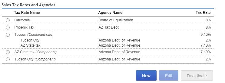 Setting Up Sales Tax Codes in QBO vs QuickBooks Desktop