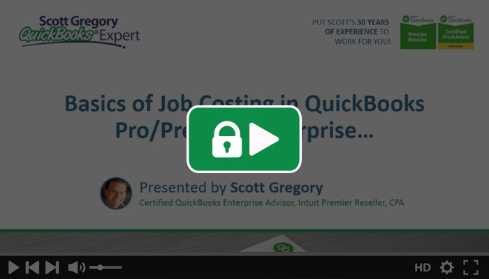 basics-of-job-tracking-and-job-costing-in-quickbooks-pro-premier-enterprise