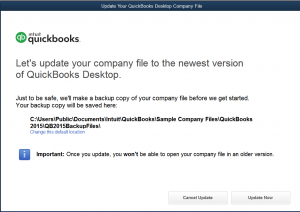 Upgrading from QuickBooks Pro/Premier to Enterprise