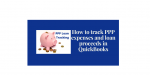 Ideas for Tracking Your PPP Loan Expenses and Proceeds in QuickBooks