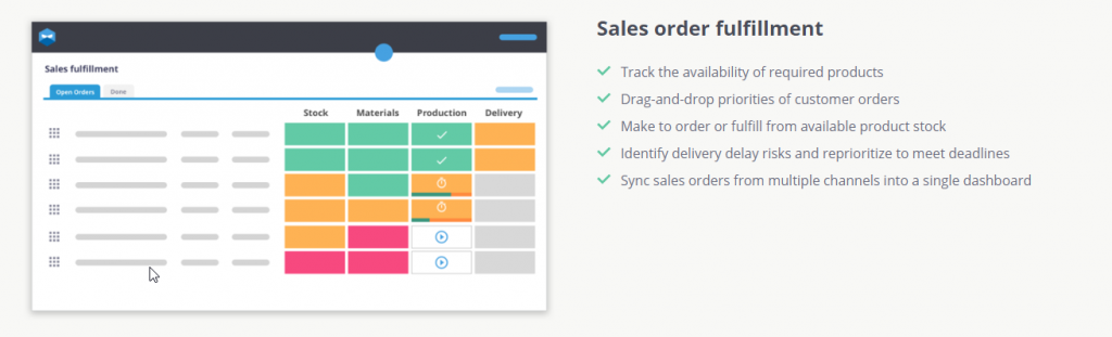 Sales Order Fulfillment for QuickBooks