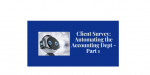 Client Survey: Automation in the Accounting Department – Part 1