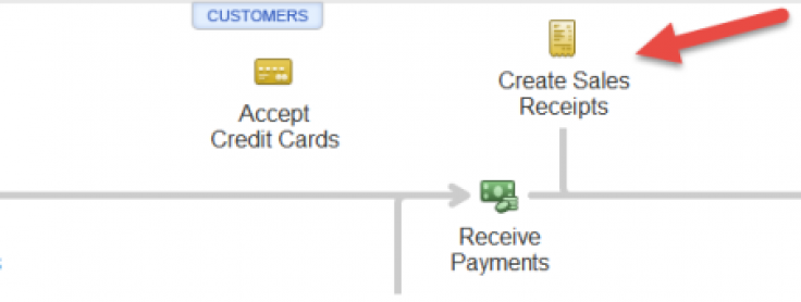what is a sales receipt in quickbooks and how can it help me